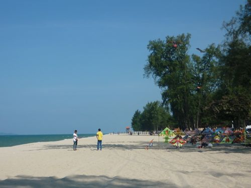 Batu Burok Beach