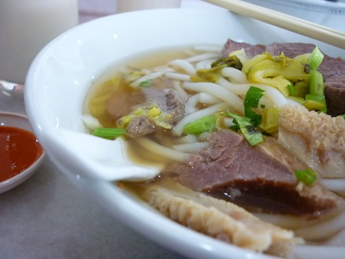 Beef Noodle Soupq