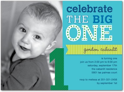 Birthday Party Invitations - Pattern Perfection
