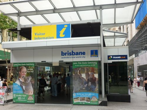 Brisbane Visitor Information Centre