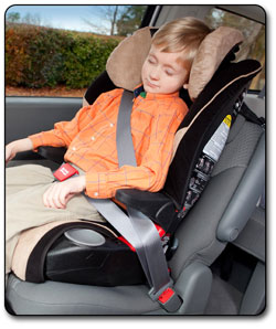 Britax Frontier 85 Car Seat - Comfort