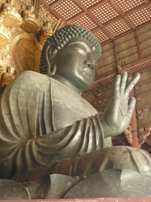 Great Bronze Buddha at Todaiji