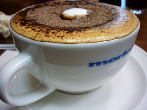 Cappuccino in Brisbane