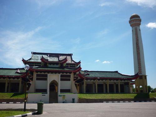 Masjid Jubli Perak Rantau Panjang