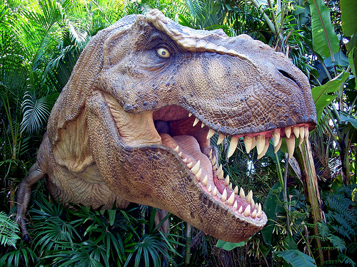 Meat Eater T-Rex