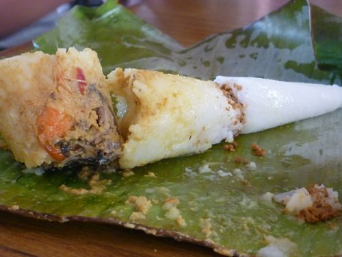Nasi Tumpang from White House Kopitiam