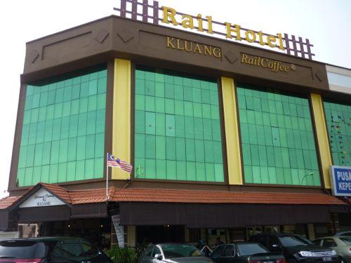 Rail Hotel Kluang