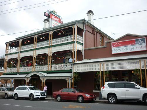 Story Bridge Hotel