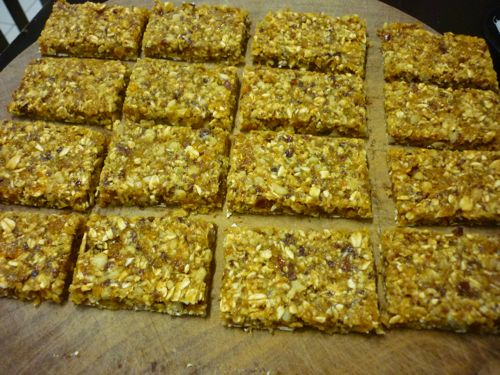 Thermomix Muesli Bars