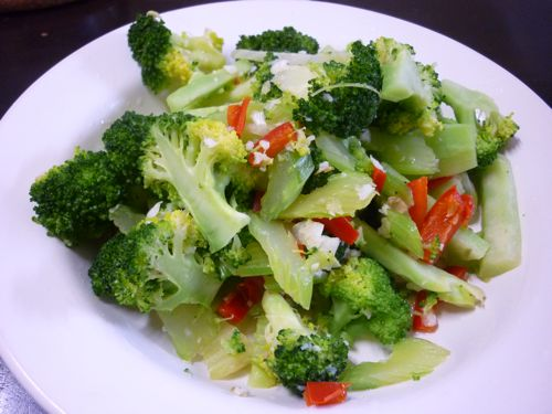 Thermomix Stir-Fry Broccoli