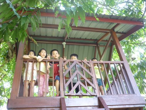 Tree House at Saujana Janda Baik
