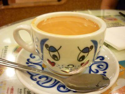 nai cha - Hong Kong's Milk Tea