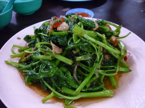 Belacan Kangkung Restoran Sun Hon Siong
