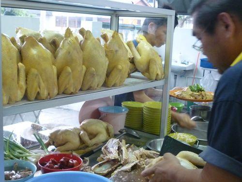 Buntong Beansprout Chicken