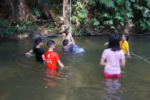 Pasir Puteh Resort, Kalumpang