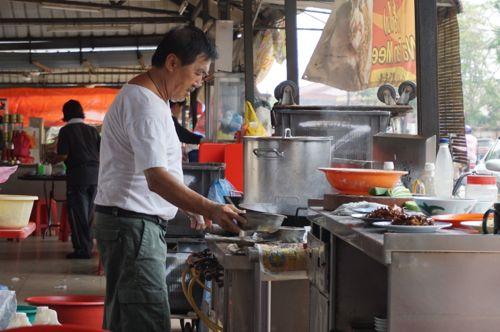 Ah Tong Food Stall Banting