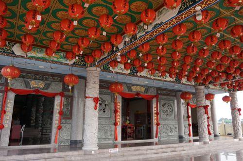 Ban Siew Keng Temple Jenjarom