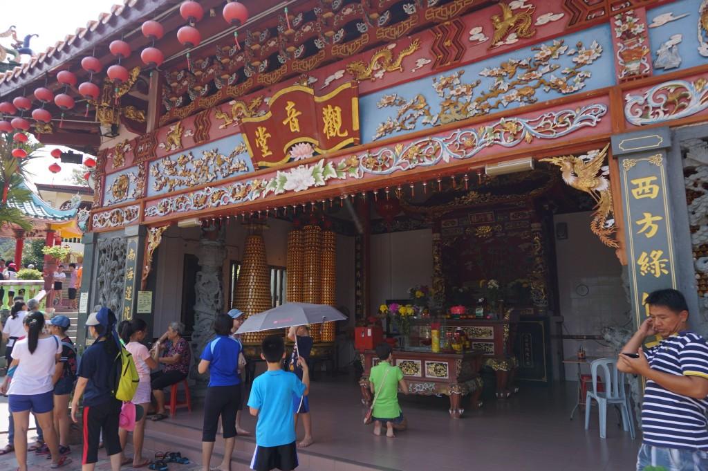 Sak Dato Temple Broga