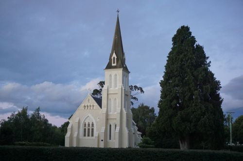 Church in Evandale
