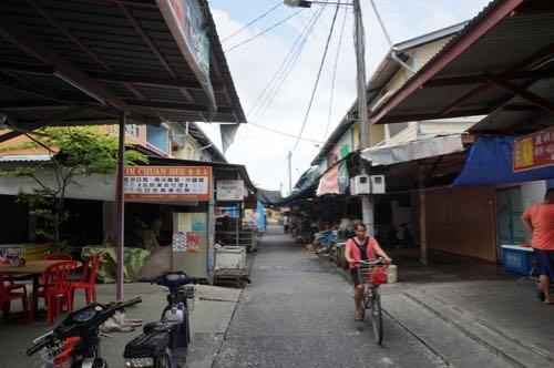 Pulau Ketam Jalan Satu Pekan