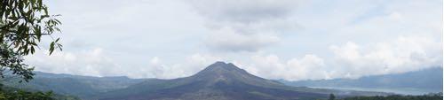 Mt. Batur and Lake Batur