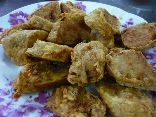 Fried Spring Rolls Restoran Sun Hon Siong