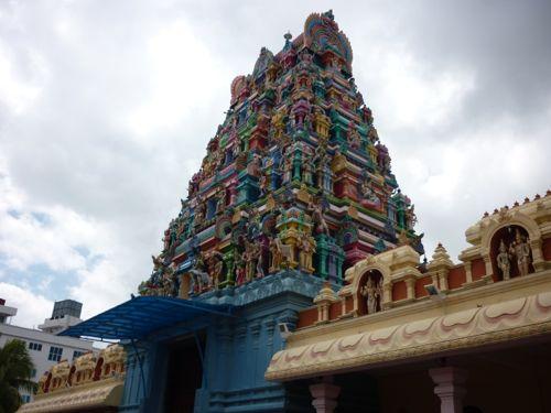 Hindu Temple Muar