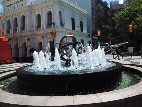 Sedano Square, Macau