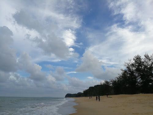 Cherating beach, Pahang
