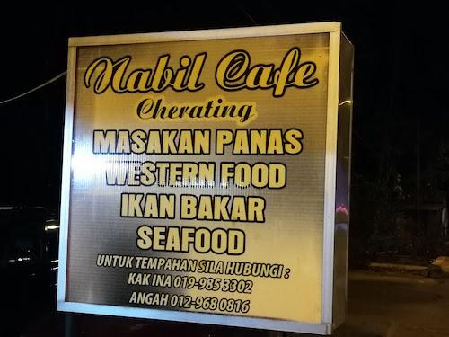 Nabill Cafe, Cherating