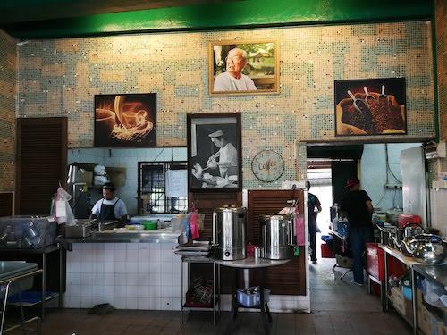 Kedai Kopi Hai Peng, Kemaman