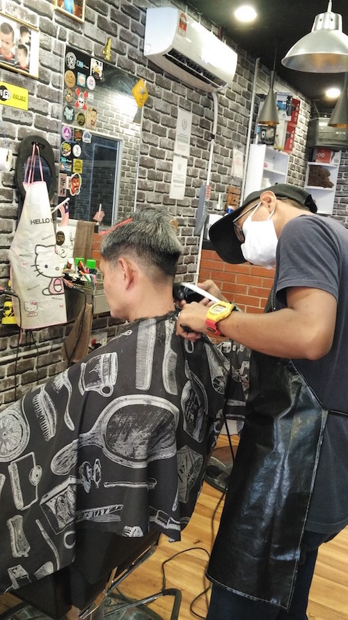 Haircut in Kemaman