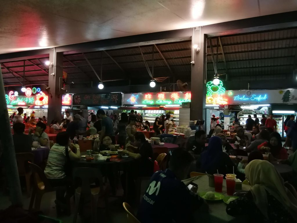 Topspot Food Court Kuching
