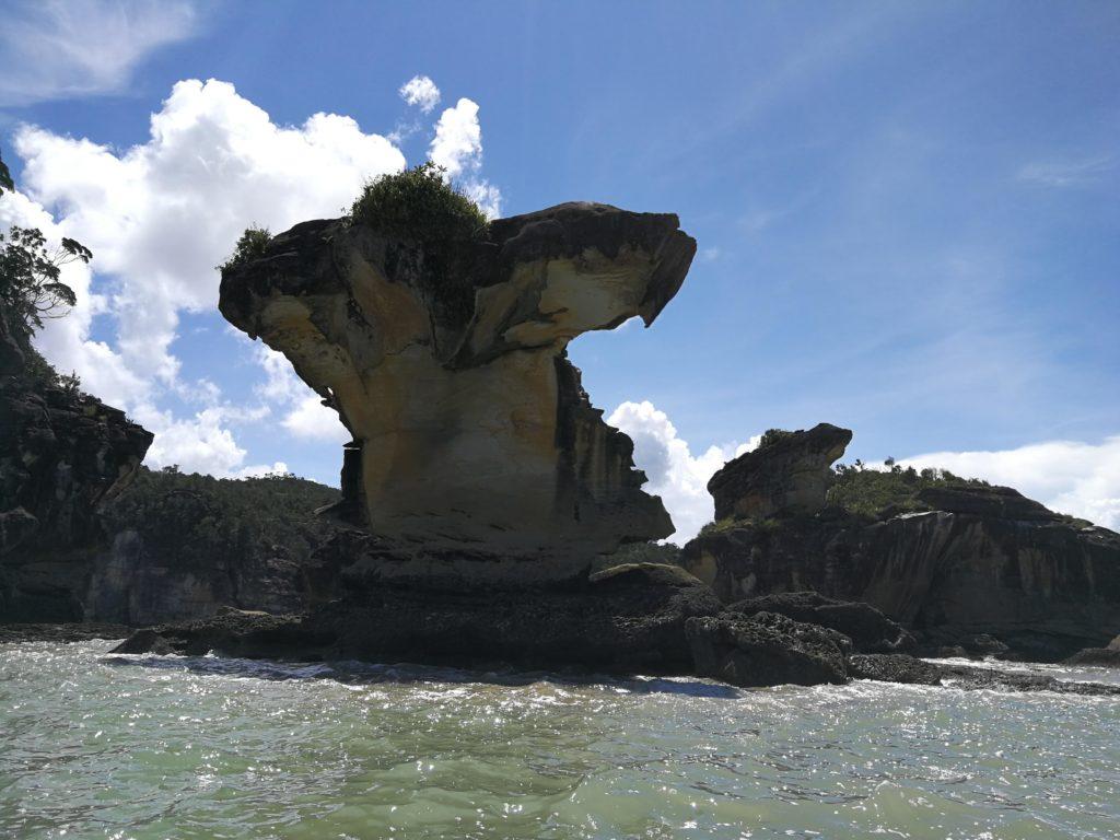 Sea Stack, Bako