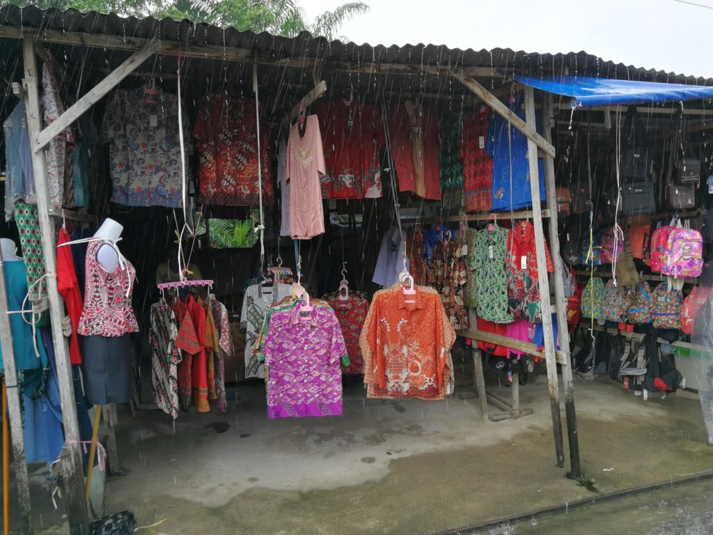 Serikin Border Market