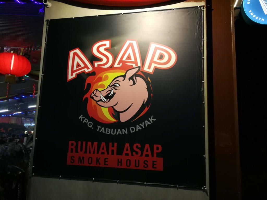 RUmah Asap, Kuching
