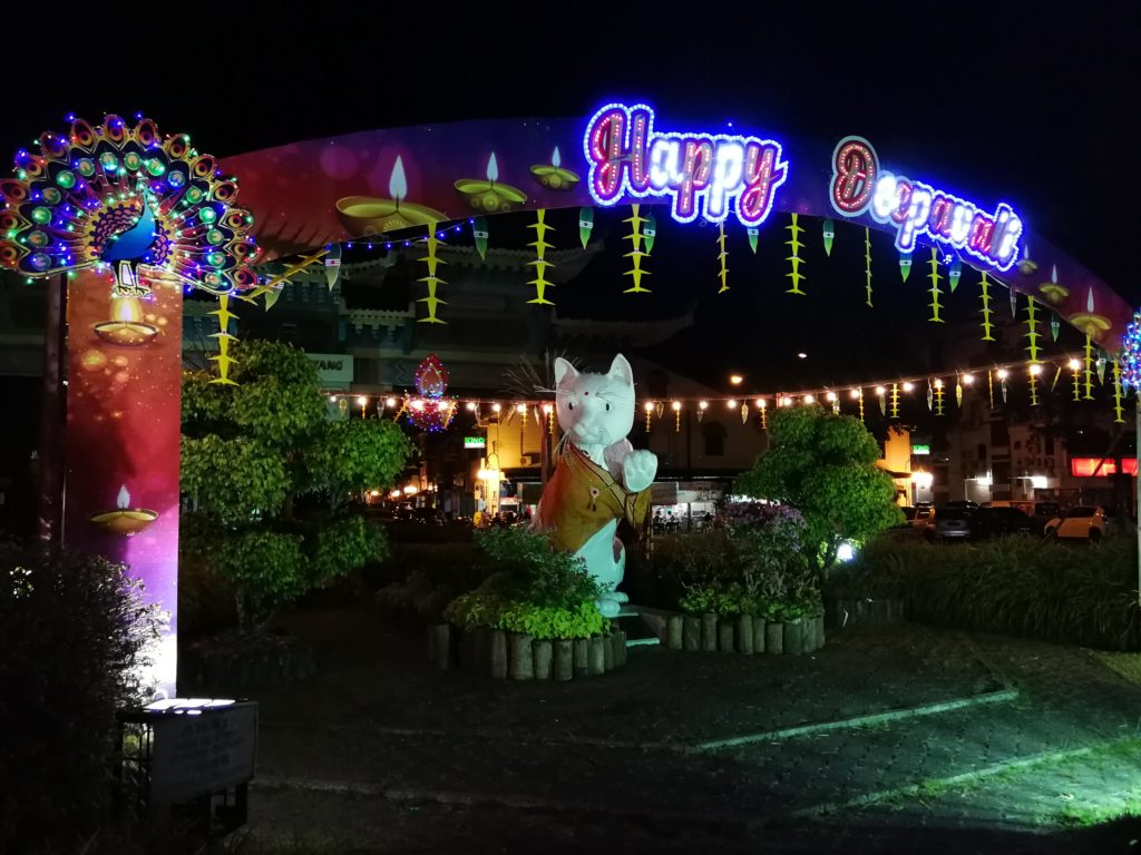 Cat Statue Kuching