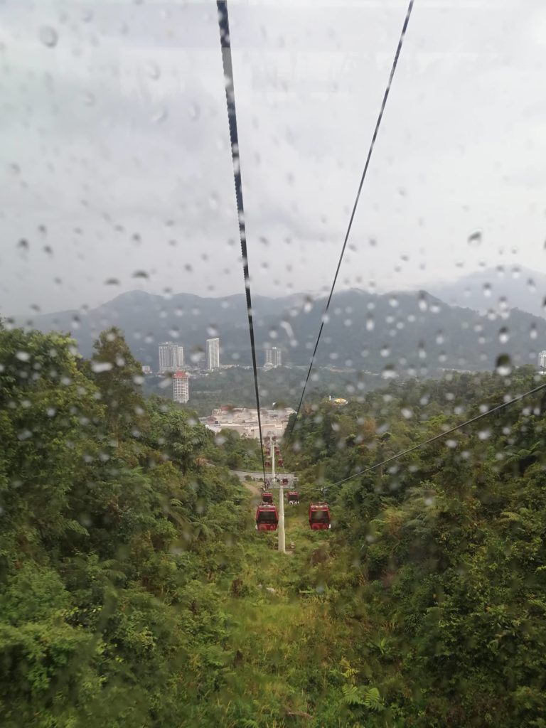 Gondola, Genting Highlands