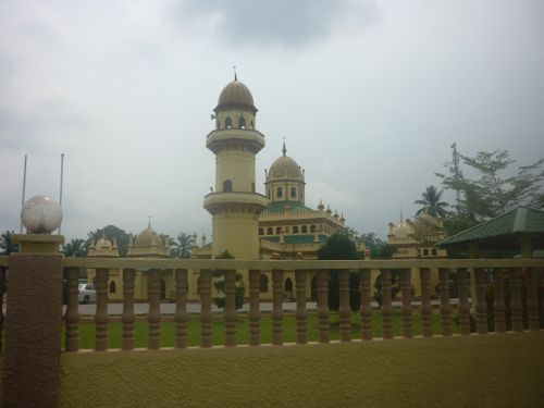 Masjid Diraja Sultan Alaeddin