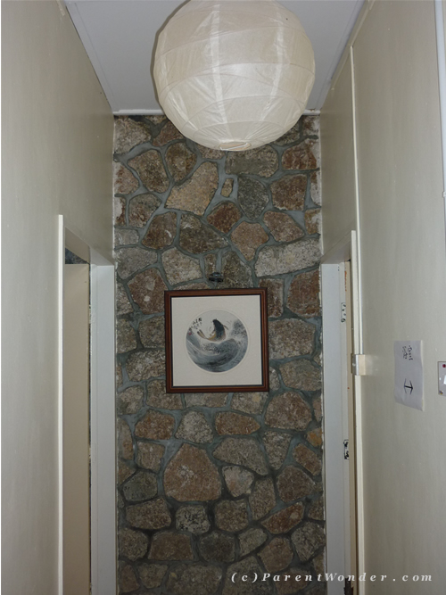 Mulberry Historical Homestay - Stone Wall