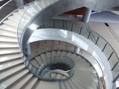 Nautilus - spiral staircase