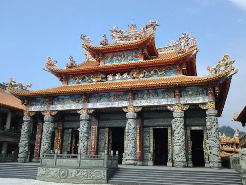 New Wuchang Temple