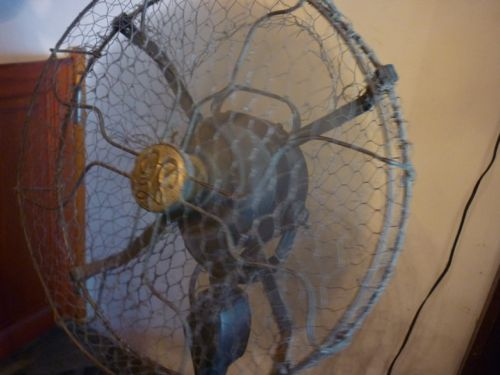 Old GE Standing Fan
