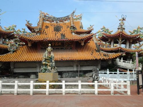 Old Wuchang Temple, Jiji