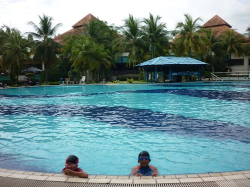 Le Grandeur Hotel, Senai - Swimming Pool