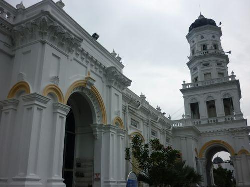 Sultan Abu Bakar Mosque Johor