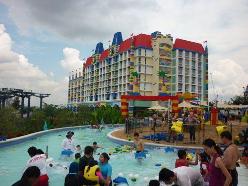 Legoland Malaysia - Wet Park