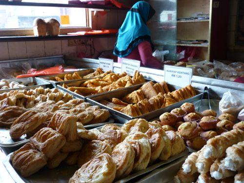 Salahuddin Bakery in Johor Bahru