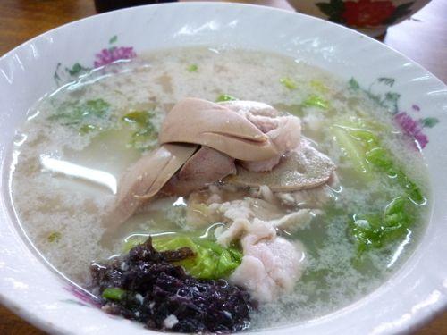 Ah Hua 亚华 kway teow soup