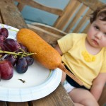 When picky eaters can be picky